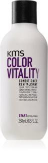 KMS California Color Vitality θρεπτικό κοντίσιονερ για βαμμένα μαλλιά