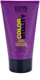 KMS California Color Vitality cuidado regenerador para cabelo loiro e com madeixas