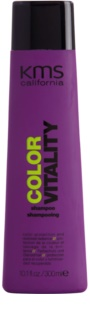 KMS California Color Vitality champú para cabello teñido
