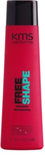 KMS California Free Shape Heat-Protectant Shampoo