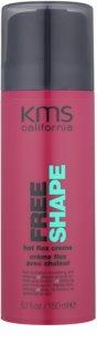 KMS California Free Shape creme para alisamento de cabelo