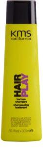 KMS California Hair Play champô para volume e forma