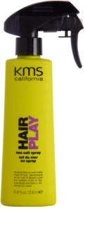 KMS California Hair Play Haarspray  voor Strand Effect