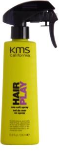 KMS California Hair Play spray capilar para efeito de praia