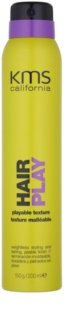 KMS California Hair Play spray de styling multifuncional para cabelo