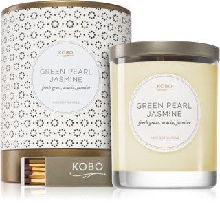 KOBO Coterie Green Pearl Jasmine vonná svíčka