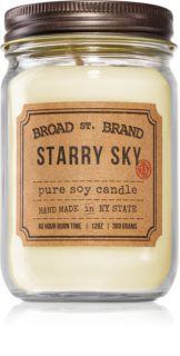 KOBO Broad St. Brand Starry Sky aроматична свічка (Apothecary)