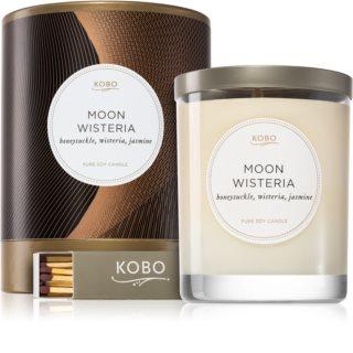 KOBO Filament Moon Wisteria vonná svíčka