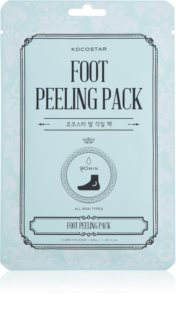 KOCOSTAR Foot Peeling Pack Peeling Mask for Legs