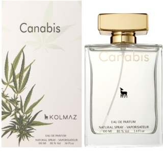 Kolmaz Cannabis Eau de Parfum for Men 100 ml