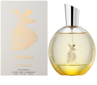 Kolmaz Sufiyana Eau de Parfum for Women 100 ml