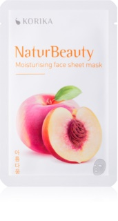 KORIKA NaturBeauty masque hydratant en tissu