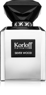 Korloff Korloff Private Silver Wood eau de parfum mixte