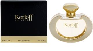 Korloff In Love Eau de Parfum voor Vrouwen  100 ml