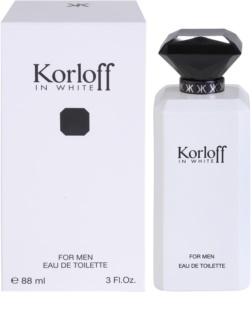 Korloff In White тоалетна вода за мъже 88 мл.