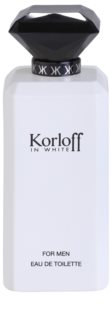 Korloff In White toaletna voda za muškarce 88 ml