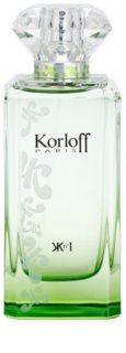 Korloff Paris Kn°I eau de toilette hölgyeknek 88 ml