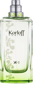 Korloff Paris Kn°I тоалетна вода тестер за жени 88 мл.