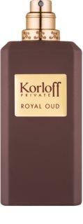 Korloff Korloff Private Royal Oud парфюмна вода тестер унисекс 88 мл.