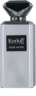 Korloff Korloff Private Silver Wood Eau de Parfum para homens 88 ml