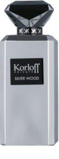 Korloff Korloff Private Silver Wood Eau de Parfum voor Mannen 88 ml
