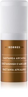Korres Castanea Arcadia crema fermitate anti-rid zona ochilor