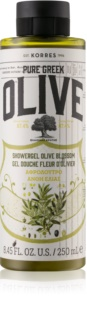 Korres Olive & Olive Blossom Shower Gel