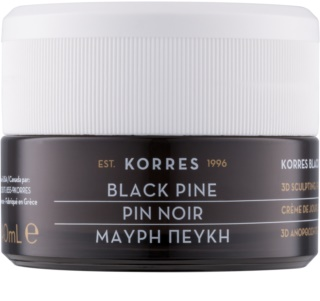 Korres Face Black Pine Firming & Lifting Day Cream for Normal and Combination Skin