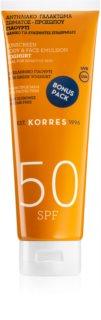 Korres Yoghurt  Sun Lotion SPF 50