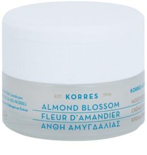 Korres Face Almond Blossom хидратиращ крем  за нормална към суха кожа