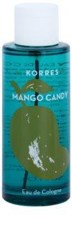 Korres Mango Candy Eau de Cologne unisex 100 ml
