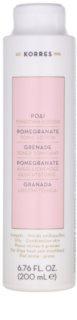 Korres Pomegranate tónico facial para pieles mixtas y grasas