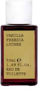Korres Vanilla, Freesia & Lychee toaletní voda pro ženy 50 ml