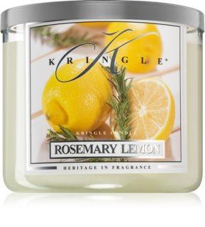 Kringle Candle Rosemary Lemon vonná svíčka I.
