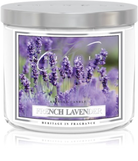 Kringle Candle French Lavender illatos gyertya  411 g I.