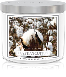 Kringle Candle Egyptian Cotton candela profumata 411 g I.