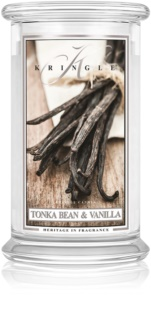 Kringle Candle Tonka Bean & Vanilla Duftkerze  624 g