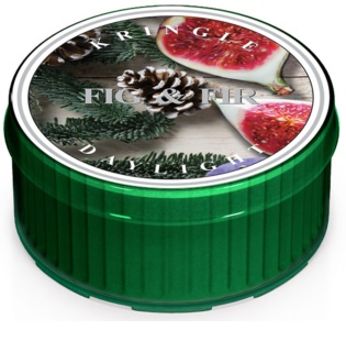 Kringle Candle Fig & Fir świeczka typu tealight 42 g