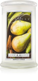 Kringle Candle Anjou & Allspice vela perfumada  624 g