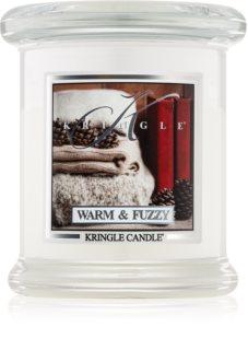 Kringle Candle Warm & Fuzzy vonná svíčka