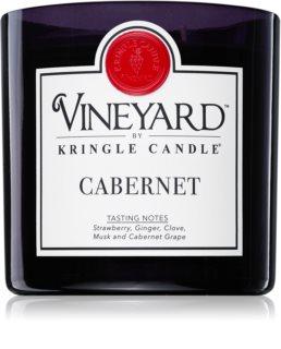 Kringle Candle Vineyard Cabernet mirisna svijeća
