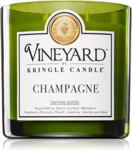 Kringle Candle Vineyard Sparkling Wine mirisna svijeća