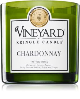 Kringle Candle Vanilla Lavender Chardonnay mirisna svijeća