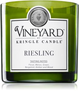 Kringle Candle Vineyard Riesling vela perfumada