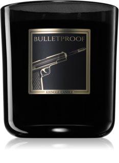 Kringle Candle Black Line Bulletproof vonná svíčka