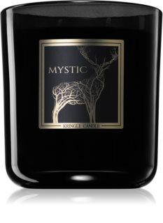 Kringle Candle Black Line Mystic lumânare parfumată