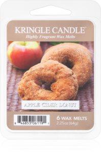 Kringle Candle Apple Cider Donut vosk do aromalampy