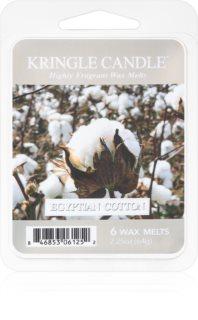 Kringle Candle Egyptian Cotton cera derretida aromatizante