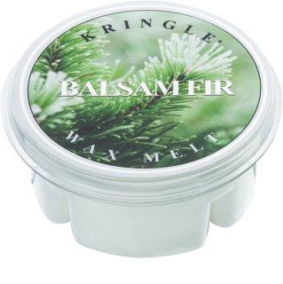 Kringle Candle Balsam Fir illatos viasz aromalámpába 35 g