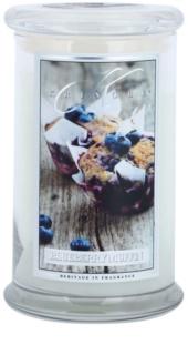Kringle Candle Blueberry Muffin ароматизована свічка  624 гр